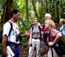 Guided nature tour Costa Rica