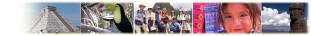 Ecotourism & Adventure Travel Tours in Canada & Latin America